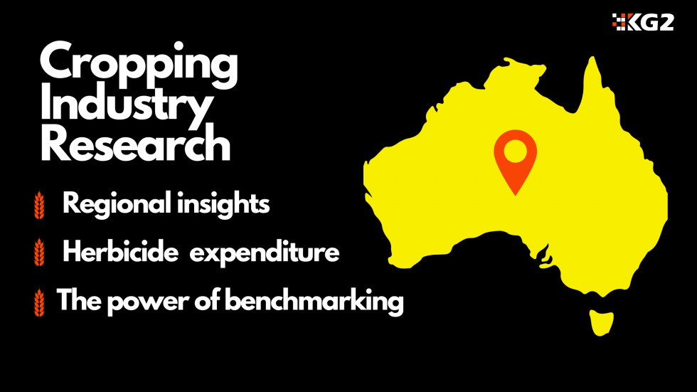 Cropping industry research: regional herbicide expenditure and weed control costs in Australia