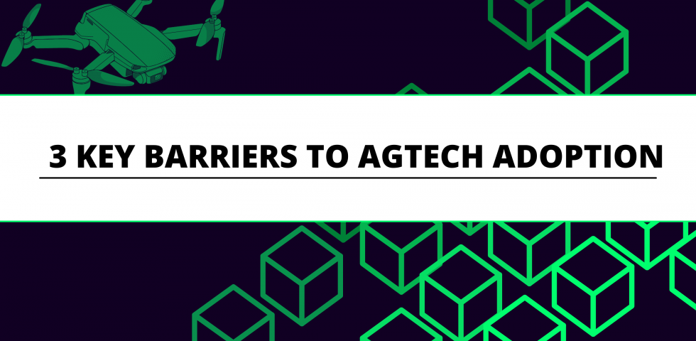 Australian agriculture: 3 key barriers to agtech adoption